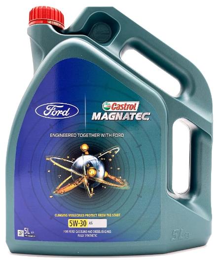 Масло моторное Castrol Magnatec Professional A5 5W-30 синтетическое 5 л