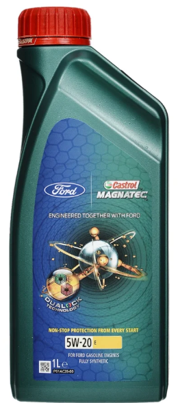 Масло моторное Castrol Magnatec Professional E 5W-20 синтетическое 1 л