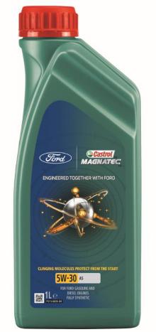 Масло моторное Castrol Magnatec Professional A5 5W-30 синтетическое 1 л