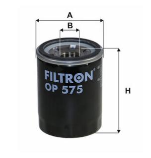Фильтр масляный FILTRON OP575