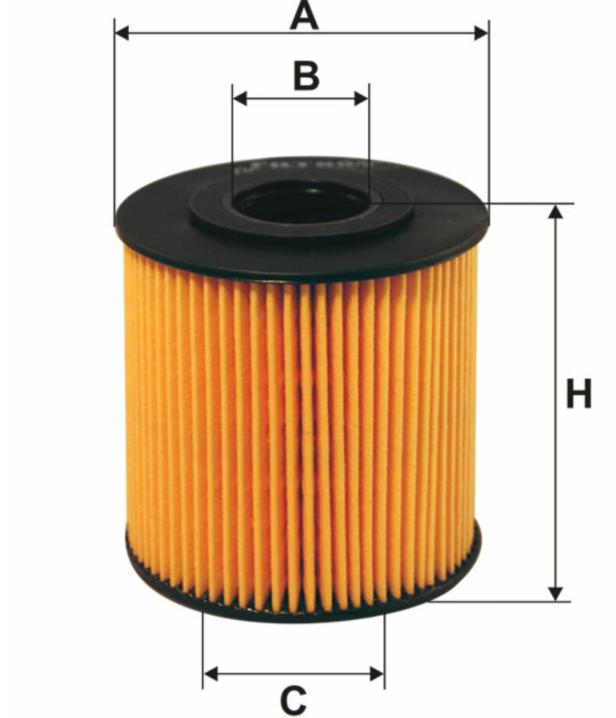 Фильтр масляный FILTRON OE662