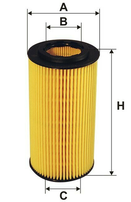 Фильтр масляный FILTRON OE662/1