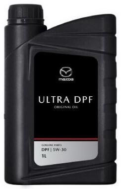 Масло моторное Mazda ORIGINAL OIL ULTRA DPF 5W-30 синтетическое 1 л