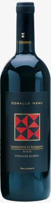 Corallo Nero - Sangiovese di Romagna DOC - 2016