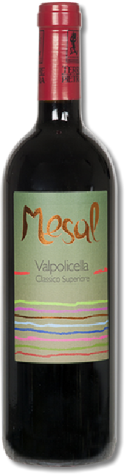 Mesal - Valpolicella Classico Superiore - 2014