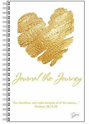 Journal the Journey - Journal