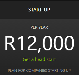 START UP ANNUAL PACKAGE