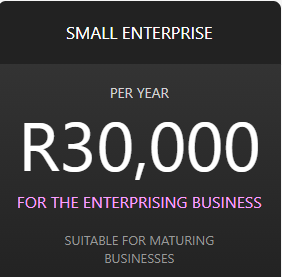 Small Enterprise Annual Package (Advance Option)