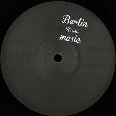 Berlin House Music Wax 002