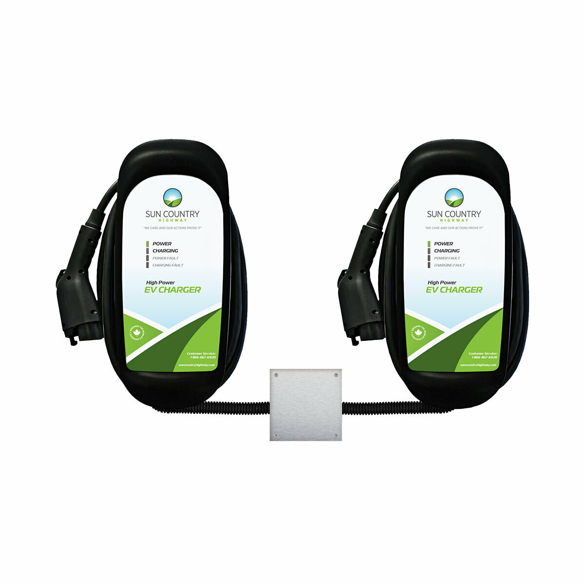EV40 Share2 Bundle Charger with ChargeGuard