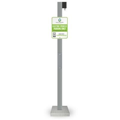 Single Mount Retractable Pedestal System