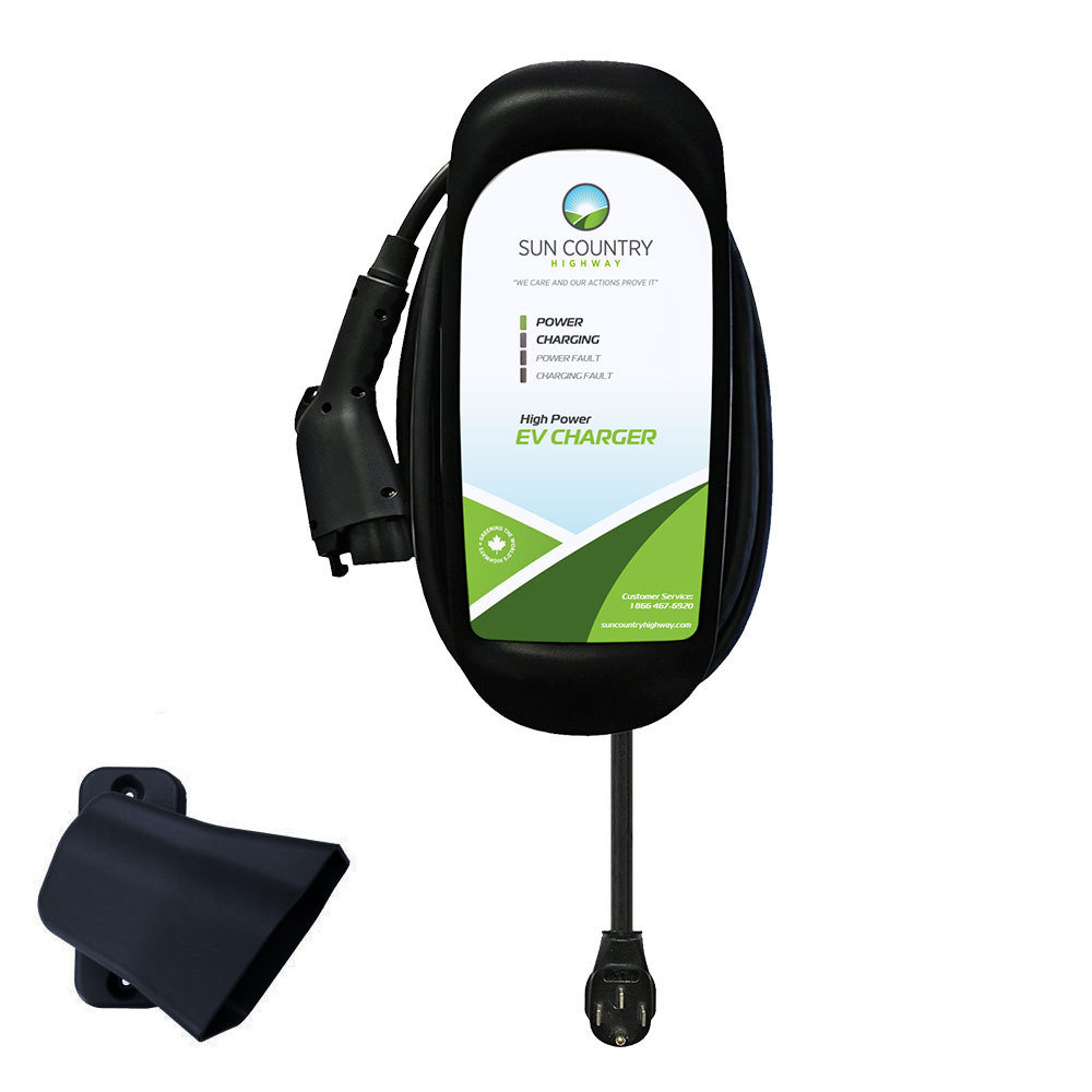 EV40P EV Charger Pre-owned