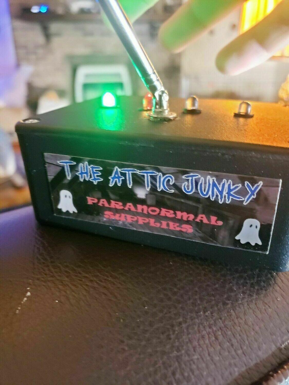 *NEW Rem Pod EMF Detector V-3 Paranormal Investigation*