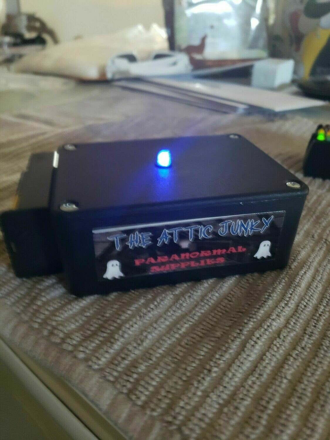 Perfected EM PUMP  - EMF Pump -Quite Output, Ghost Hunting Equipment