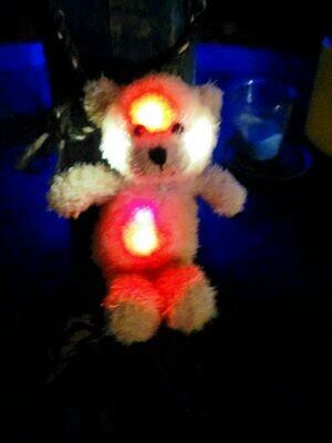 Scare Bear Version 2 Detector Rem Pod, Trigger Object LEDs