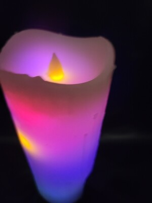 Rem Torch Candle