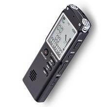 Digital Voice Recorder - Dual Microphones - 16GB