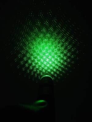 Laser Grid Pen
