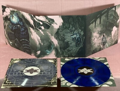 Shadow of the Colossus: OST - LP