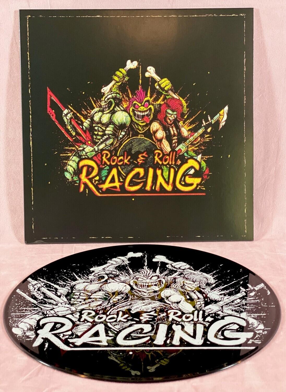 Rock & Roll Racing: OST - LP