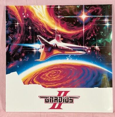Gradius 2: OST - SEALED LP