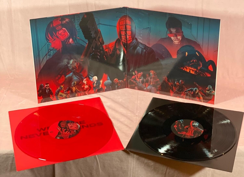 Ruiner: OST - LP