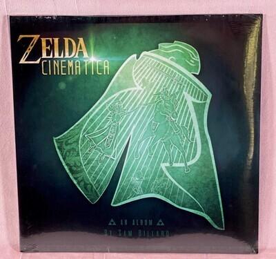 Zelda Cinematica - SEALED LP