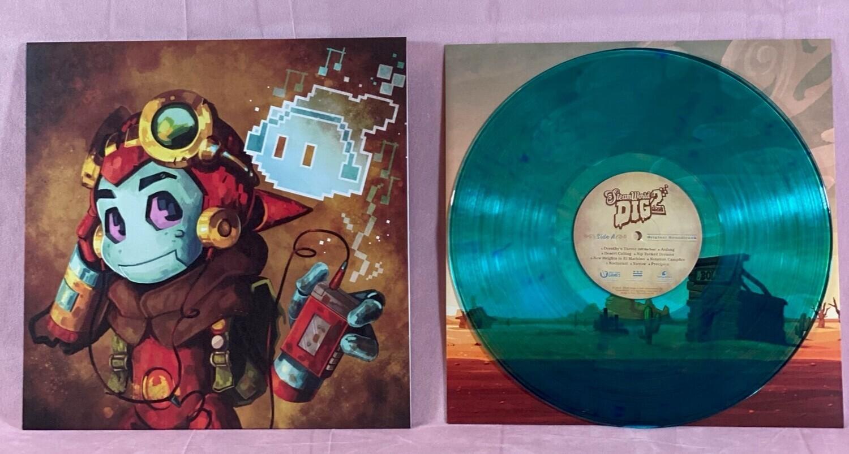 Steamworld Dig 2: OST - LP