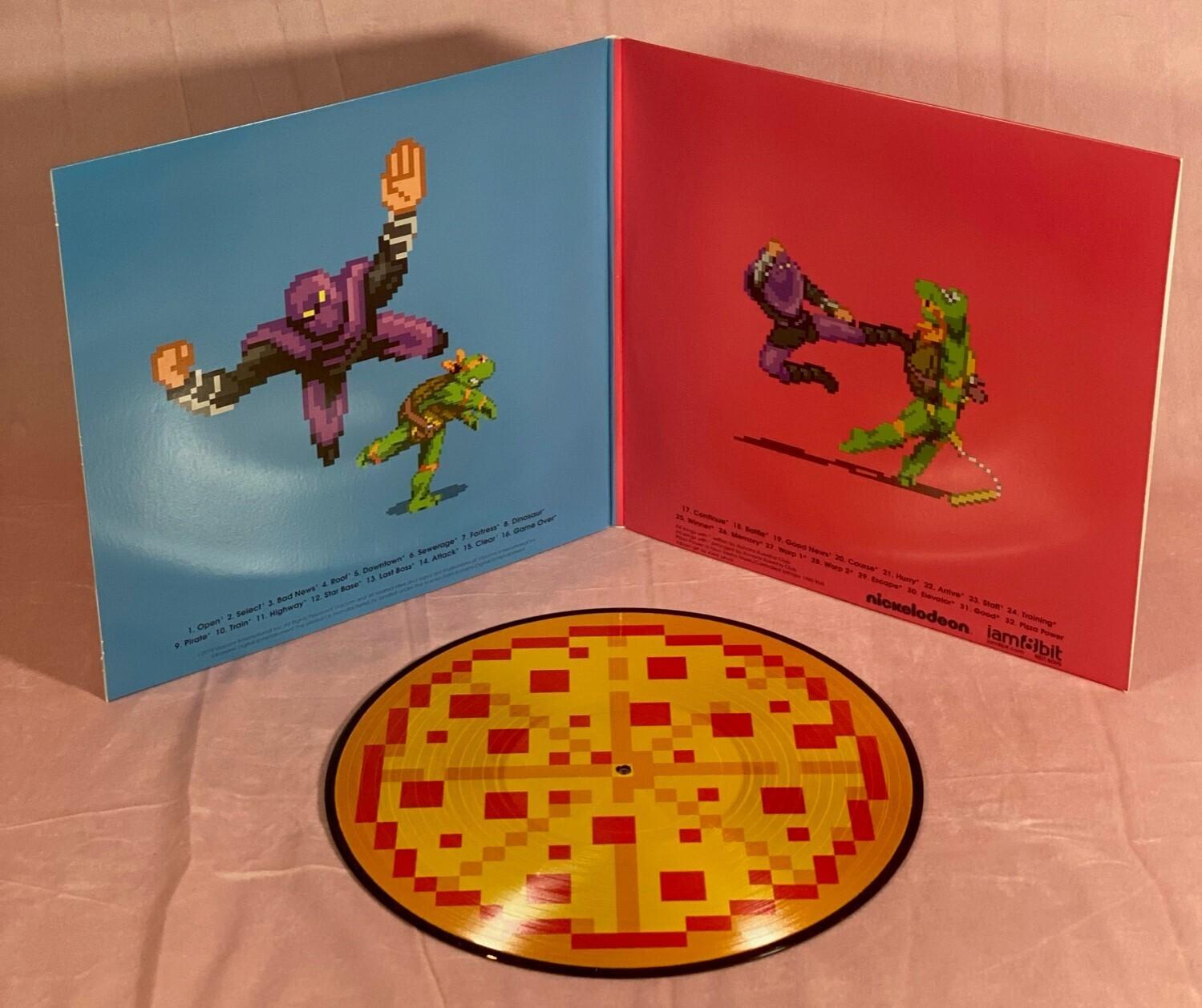 Teenage Mutant Ninja Turtles:  Turtles In Time - OST, LP