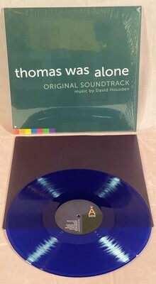 Thomas Was Alone: OST - LP