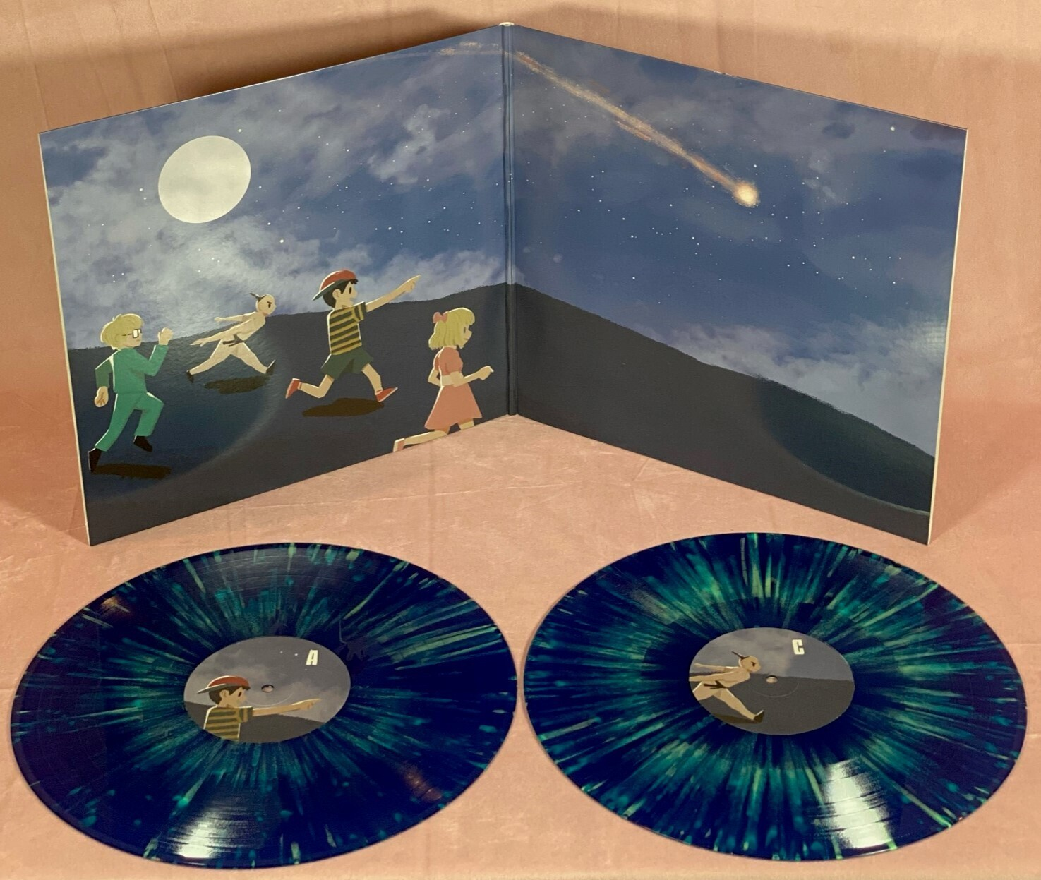 Motherf**king Earthbound: OST - LP