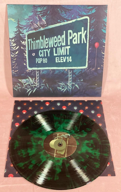 Thimbleweed Park: OST - LP