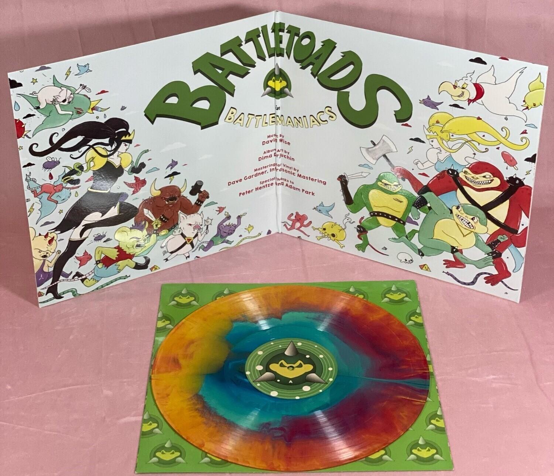 Battletoads in Battlemaniacs: OST - LP
