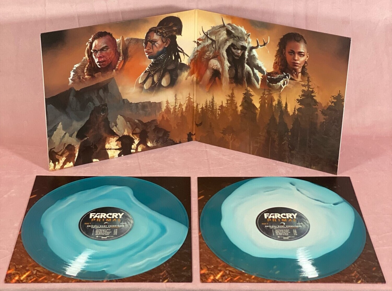 Farcry: Primal - OST, LP
