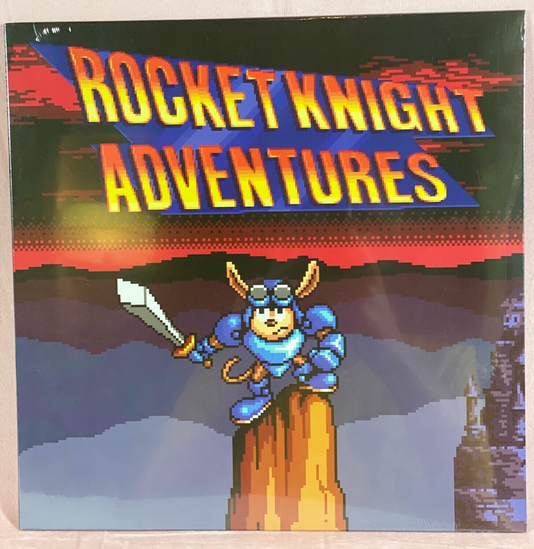 Rocket Knight Adventures: OST - SEALED LP