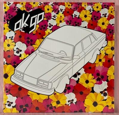 OK GO:  Self-Titled - LP