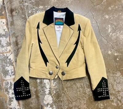 80s/90s Suede Western Jacket