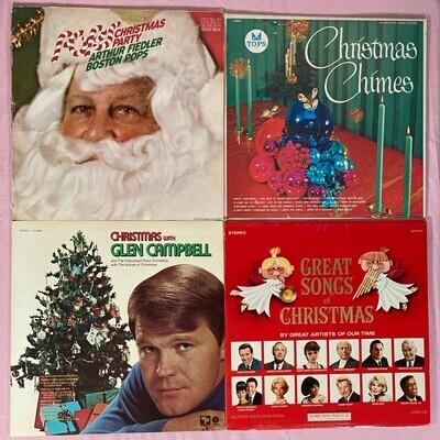 Holiday Mystery Bag (Vinyl Records)