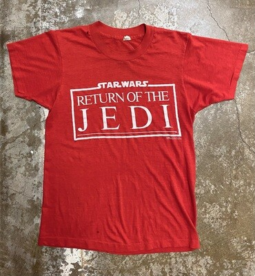1983 Vintage Star Wars: Return of the Jedi T-Shirt