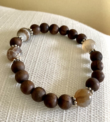 Agate and Olive Set