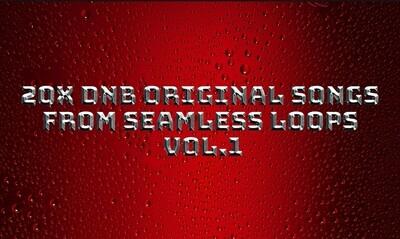 20x DnB Orignal Songs From Seamless Loops Vol.1