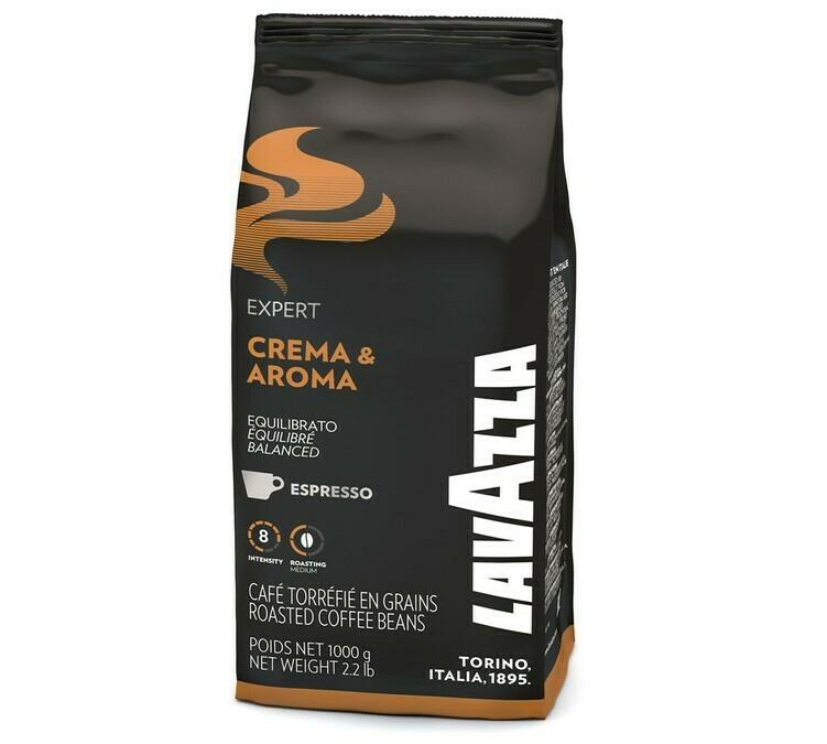 Grains crema & aroma 1kg