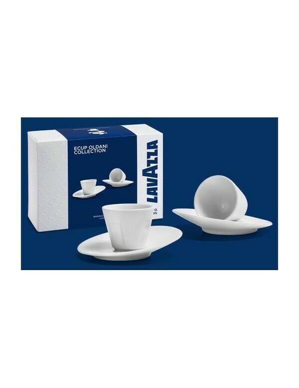 Coffret OLDANI 2 tasses espresso