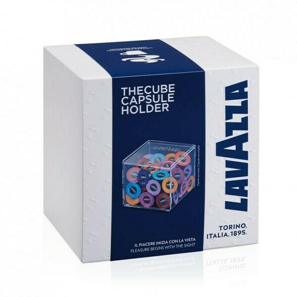Cube porte capsules