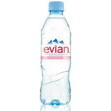 Evian 50cl X30