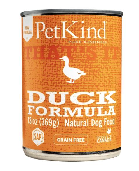 PetKind Duck Formula 369g