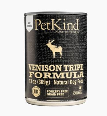 Petkind Green Tripe & Venison 369g