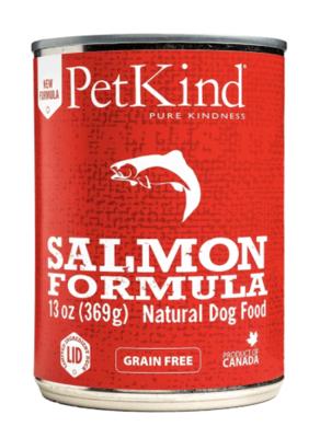 PetKind Salmon Formula 369g