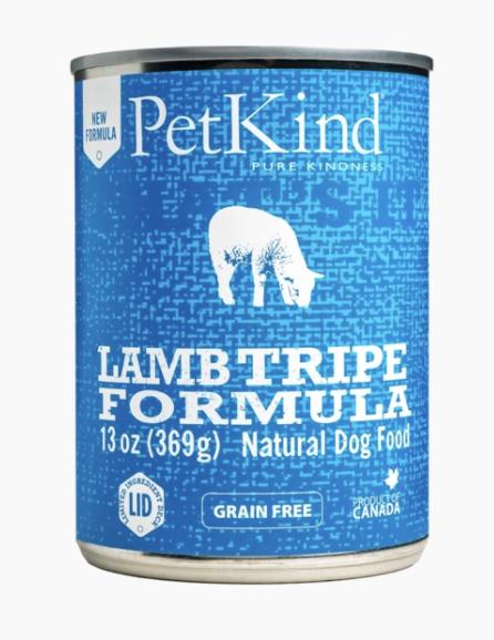 PetKind Lamb Tripe 369g