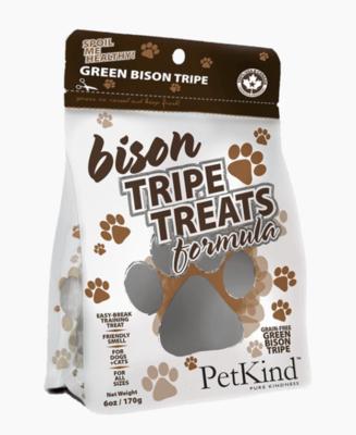 Petkind Bison Tripe Treats 170g
